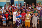 Swannies Helping to Build a Brighter Future Through Sport
