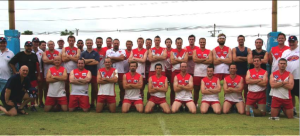 Inaugural Vietnam Swans Asian Champs Squad