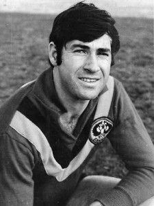 Rod Pope represented South Australia on occasions