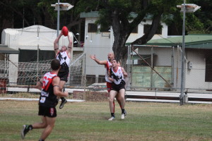 Timmy Pickert and Dan Hopkins were sensational on and off the field all day.