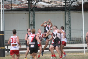 Another great game from high-flying Hanoian SOS in his last ANZAC Match for the club