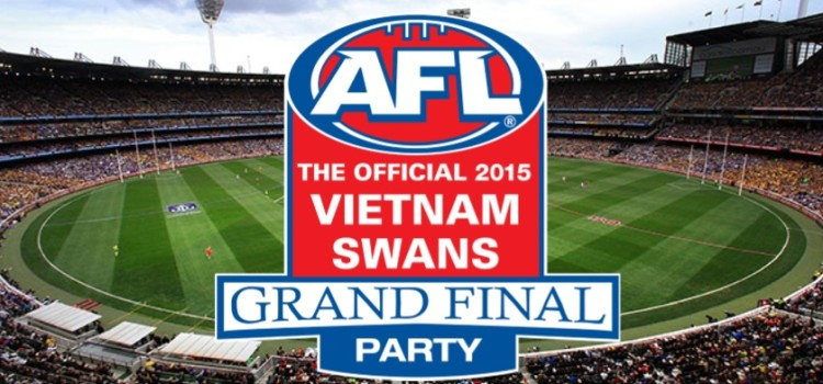 Swans have your AFL Grand Final in Vietnam covered!