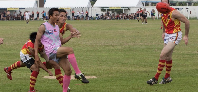 Swans to host biggest Asian Champs ever