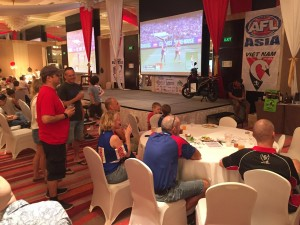 2016 AFL Grand Final Party in Hanoi