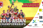 Asian Champs…get excited!!