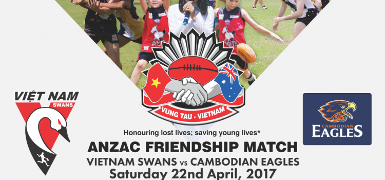 2017 ANZAC Friendship Match