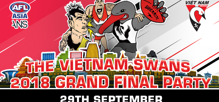 2018 AFL Grand Final in Hanoi