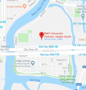 RMIT Saigon South Vietnam Swans