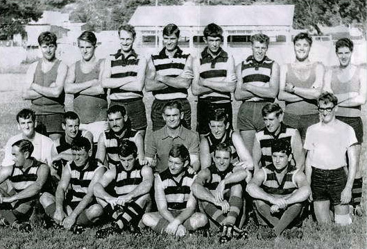2AOD 1969 VFL Premiers -2nd season Vung Tau - Unknown Photographer
