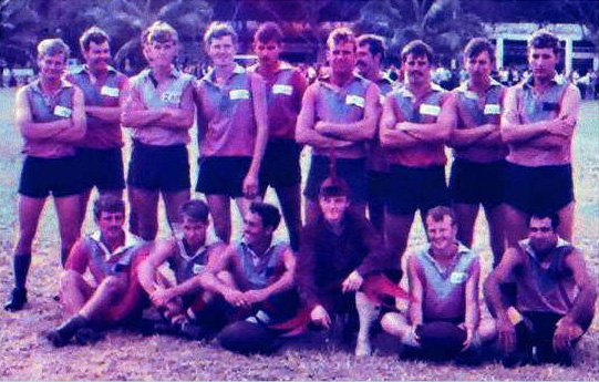 2AOD premiers in 1971 Photo by Bill Thompson