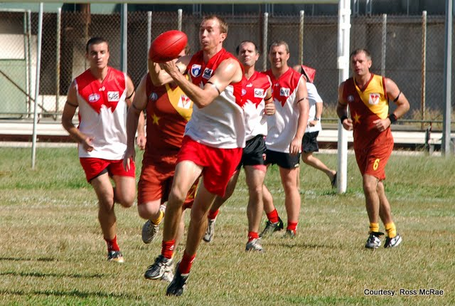 2010 ANZAC Friendship Match Vietnam Swans