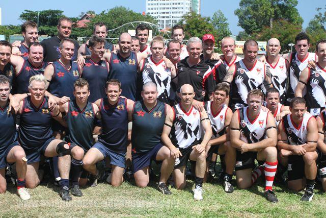 2011 ANZAC Friendship Match Vietnam Swans