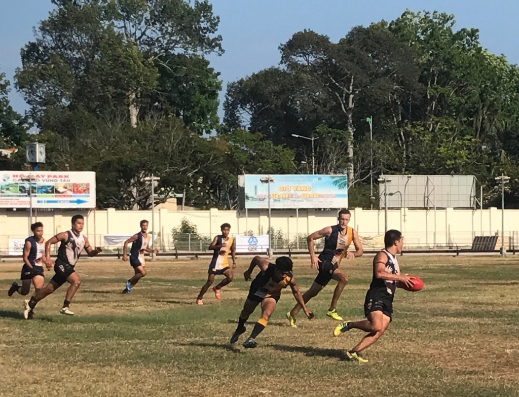 2017 ANZAC Friendship Match Vietnam Swans