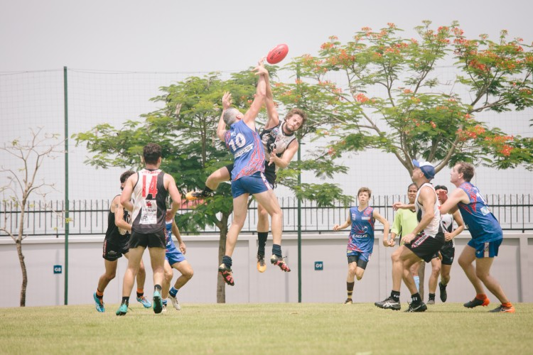 190511 Vietnam Swans vs Eagles in Phnom Penh-5
