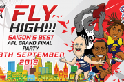2019 AFL Grand Final Party in Saigon