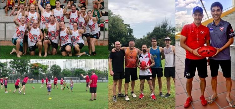 The Vietnam Swans Mid Year Break