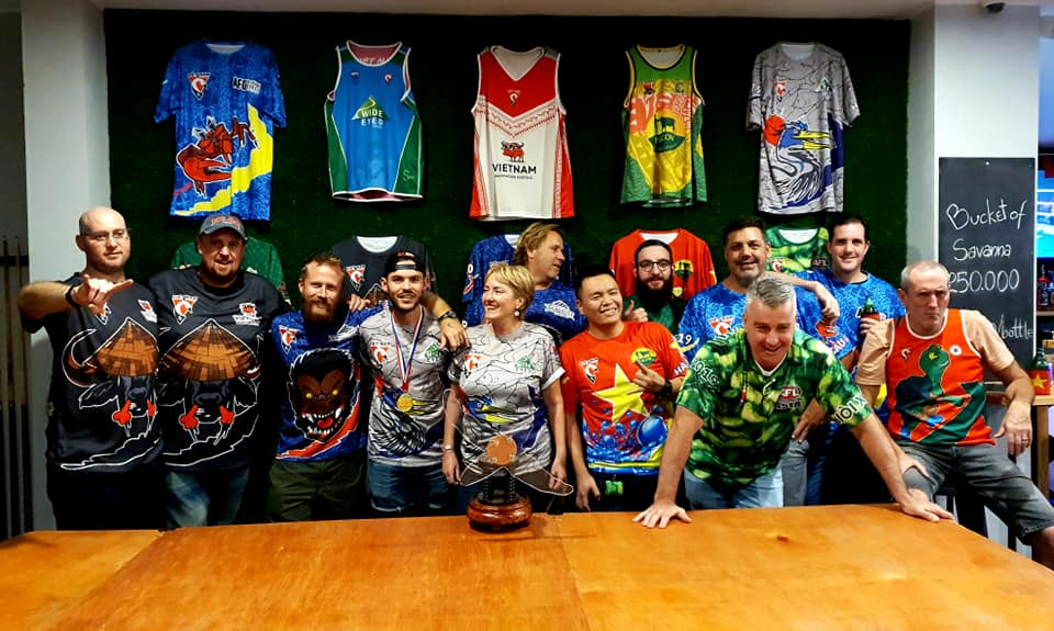 2019 AFLX Hanoi Draft Night