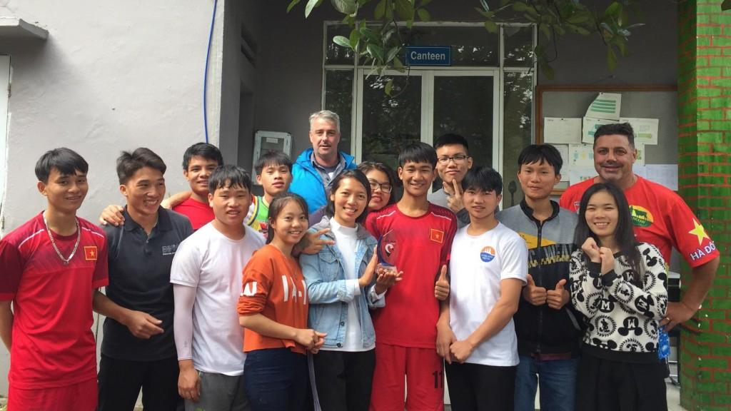 Koto Vietnam Swans partnership 2019