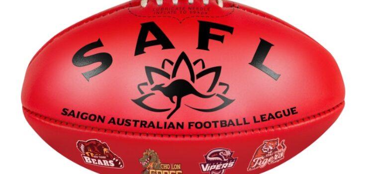 Welcome to the Saigon Australian Football League